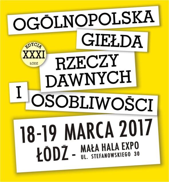 Łódź-plakat