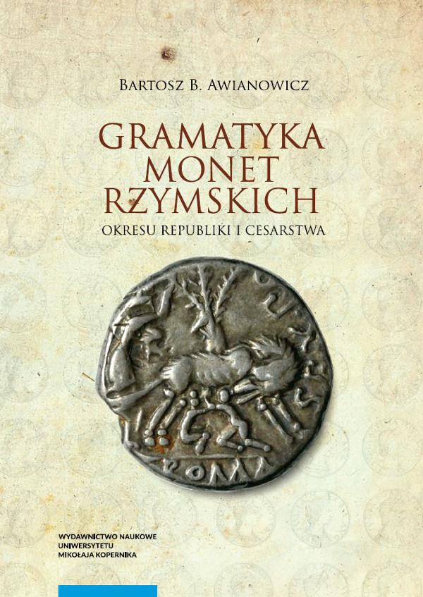 awianowicz_gramatyka-monet-rzymskich-okladka