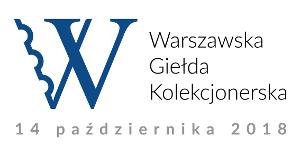 Warszawska Giełda Kolekcjonerska – 14.10.2018 r.