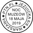 Szanowni Państwo, zapraszamy w dniu 18 maja 2019 r. w godzinach 19:00-2:00 do siedziby Polskiego Towarzystwa Numizmatycznego (ul. Jezuicka 6/8, 00-281 Warszawa)na NOC MUZEÓW. Będzie to pierwsza Noc Muzeów zorganizowana […]