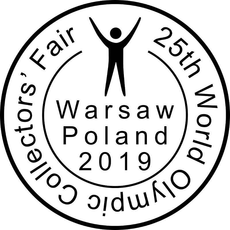25. Światowe Targi Kolekcjonerów Olimpijskich. 24-26 maja 2019 r.