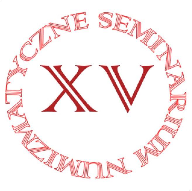 XV Seminarium Numizmatyczne w Praszce
