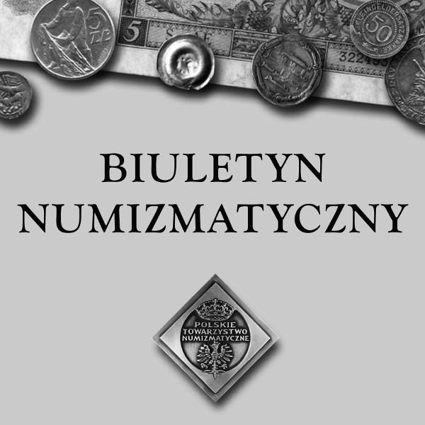 Konkurs na skład i druk Biuletynu Numizmatycznego