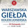 Zapraszamy na IV Warszawską Giełdę Kolekcjonerską do stoiska Polskiego Towarzystwa Numizmatycznego –oficjalnego partnera giełdy. Na naszym stoisku, podobnie jak w poprzednich edycjach, będziemy prowadzili m.in. poradnictwo numizmatyczne,sprzedaż wydawnictw. Ponadto zorganizujemy […]