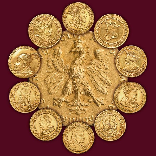 Złoto czasów dynastii Jagiellonów – II wydanie katalogu